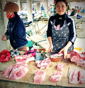 Bacteria pose bigger risk than chemical contamination of Vietnamese pork—New research