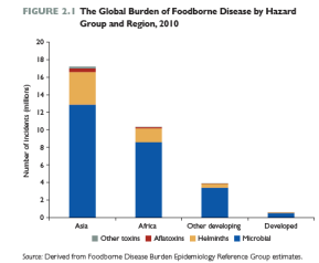 Why foodborne disease is becoming a development priority—and is a solvable problem