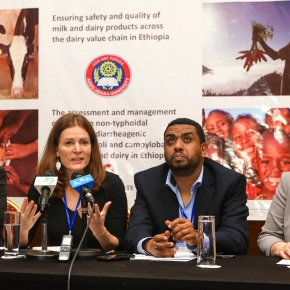 Six-million-dollar investment to tackle the causes of foodborne disease inEthiopia